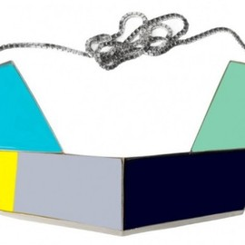 Elisa Lee - Geo deco Necklace