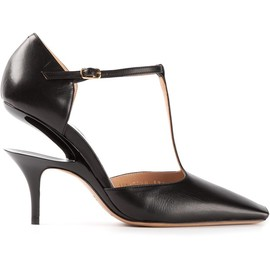 Maison Martin Margiela - deconstructed Mary-Jane pumps