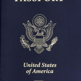 USA - United States Passport