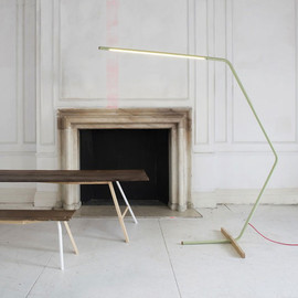 Mr. light series by Tomás Alonso - Floor lamp