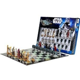 Star Wars - スターウォーズチェスセットStar Wars Chess Set / Chess Game Board with Star Wars Figurines Chess Pieces
