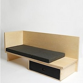 Donal Judd - Day-Bed