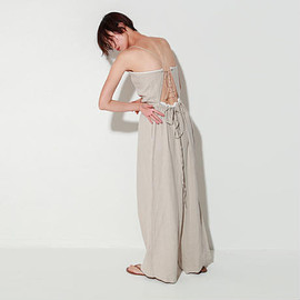 earih - LINEN CAMISOLE ALL IN ONE