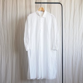 YAECA - Long Shirt #white
