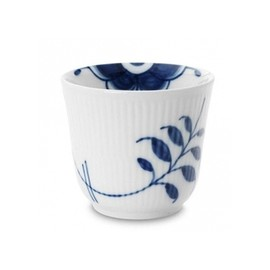 ROYAL COPENHAGEN - Blue Fluted Mega Style Cup L