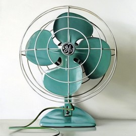 GE - an electric fan