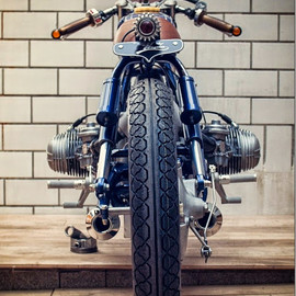 Kingston Custom - BMW R100/7 Cafe Racer