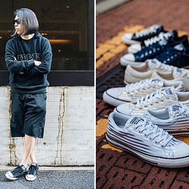 CONVERSE, fragment design - Converse CONS CTS fragment design Collection