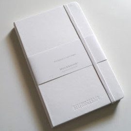 "Plain Notebook 3.5""×5.5"""