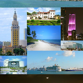 United States of America-State of Florida - City of Miami