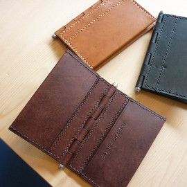 ED ROBERT JUDSON - CARD CASE『HINGE』
