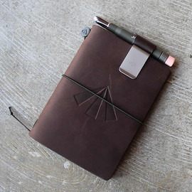 Nigel Cabourn - NIGEL CABOURN × TRAVELER'S notebook