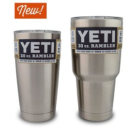 YETI - YETI Rambler 20 and 30 ounce Tumbler