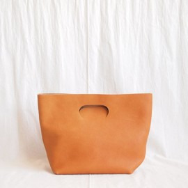 Hender Scheme - not eco bag wide #orange