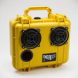 DemerBox Rugged Wireless Boombox 0