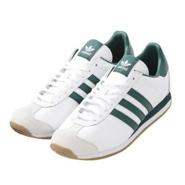 adidas originals - ADIDAS ORIGINALS COUNTRY OG RUNNING WHITE/COLLEGIATE GREEN/GUM