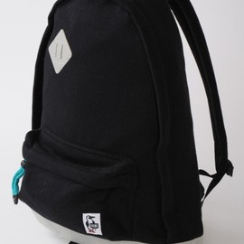 CHUMS - Classic Day Pack Sweat Nylon(CH60-0681)・各色sample