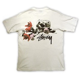stussy - BEAUTY AND THE BEAST T-shirt