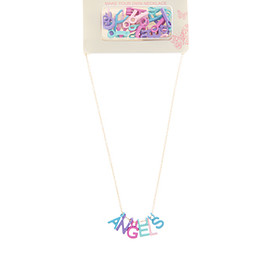 Accessorize - Angels MYO necklace