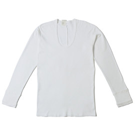 N.HOOLYWOOD - U NECK LONG SLEEVE