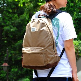 FREDRIK PACKERS - 500D DAY PACK SL DYED COYOTE