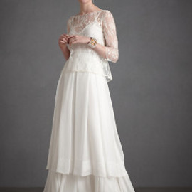 BHLDN - The Lazard Set wedding dress