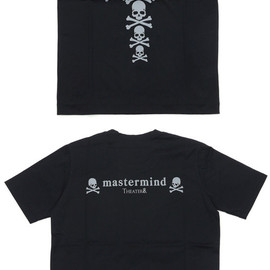 mastermind JAPAN - THEATER 8 Casted by クロス SKULL TEE