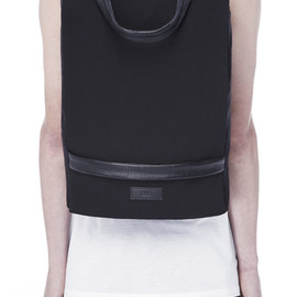 Rad Hourani - UNISEX LAPTOP BACKPACK / HANDBAG