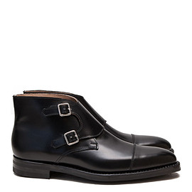 CROCKETT&JONES - クロケット&ジョーンズ | CAMBERLEY (BLACK CALF) 007 SPECTRE MODEL