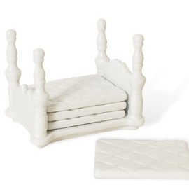 imm living - Princess & the Pea coasters