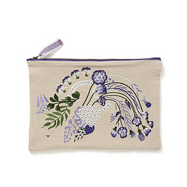 mame - Exclusive Embroidery Clutch Bag