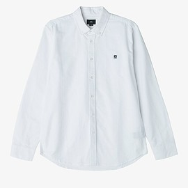 Obey - Eighty Nine Patch Shirt White