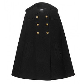 miu miu - Wool cape