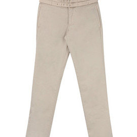 Michael Bastian - Double Belted Trouser