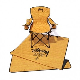 STUSSY - Tower records×STUSSY×Coleman 2012 summer collection