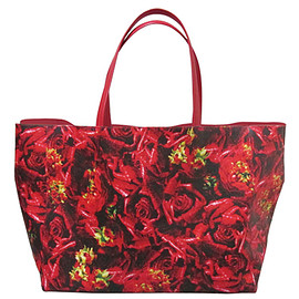 MEDICOM TOY - MLE M / mika ninagawa シリーズ『LEATHER ROSE』 TOTE BAG