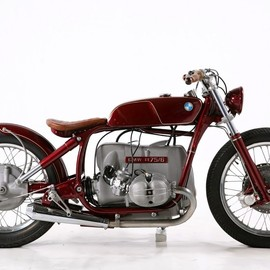 BMW - R75/6 by Kingston Custom