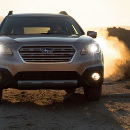 SUBARU - New Outback