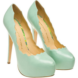 Charlotte Olympia - Leather Pumps