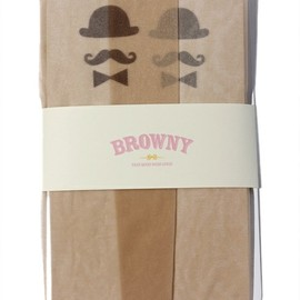 BROWNY Stocking
