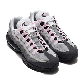 NIKE - AIR MAX 95 PRM BLACK/PINK FOAM -GUNSMOKE-GREY FOG 20SU-I