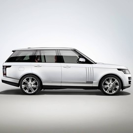 Land Rover - Range Rover Long Wheelbase
