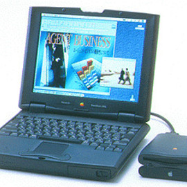 Apple - PowerBook 2400c/180