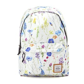 Hakken - Breezy Bouquet ❀ ❀ flowers myth after Backpack
