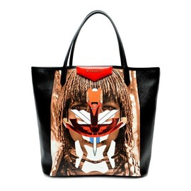 GIVENCHY - SS2014 Tribal Modern Graphics Tote