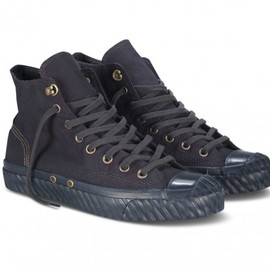 Converse, Nigel Cabourn - Chuck Taylor - All Star Bosey (Black/Gold)