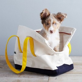 west elm - Love Thy Beast Carrying Tote