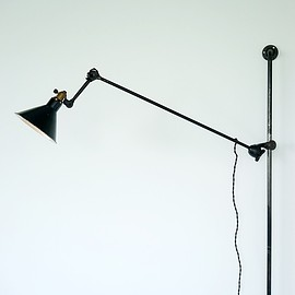 GRAS LAMP - Model 214 with 1055