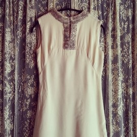vintage night dress