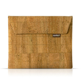 iPhone 4 / 4S / 5 / 5S / 5C Cork Wristlet Wallet, Vegan Gift Idea